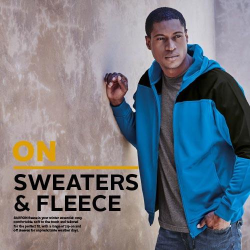Sweaters & Fleece
