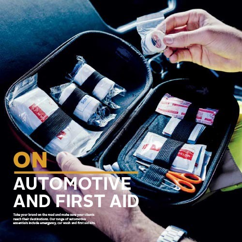 Automotive & First Aid